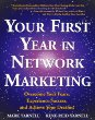 Mark Yarnell, Your First Year In Network Marketing