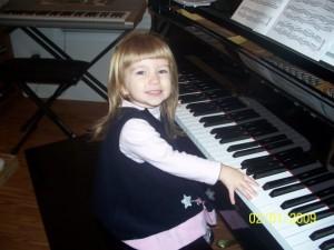 Paley piano 2009